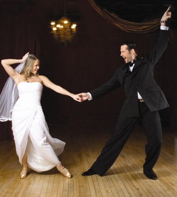 Как сделать незабываемым первый танец молодоженов - фото №3