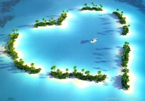 Романтикам на заметку: места на Земле в виде сердца - фото №15