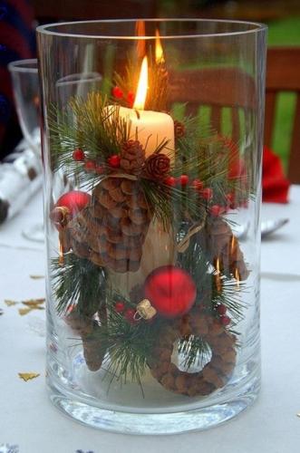 праздничный стол к новому году