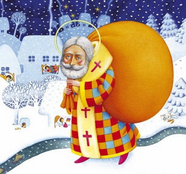 декабрь праздники украина