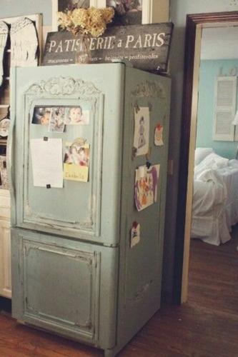 реставрация холодильника