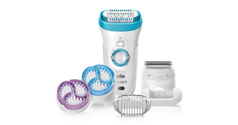 эпилятор для удаления волос Braun SilkEpil 9