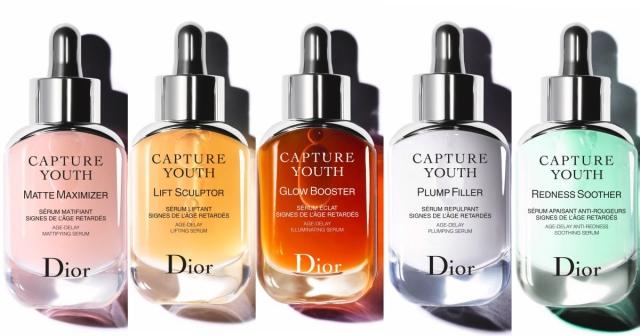 Новая линейка от Dior