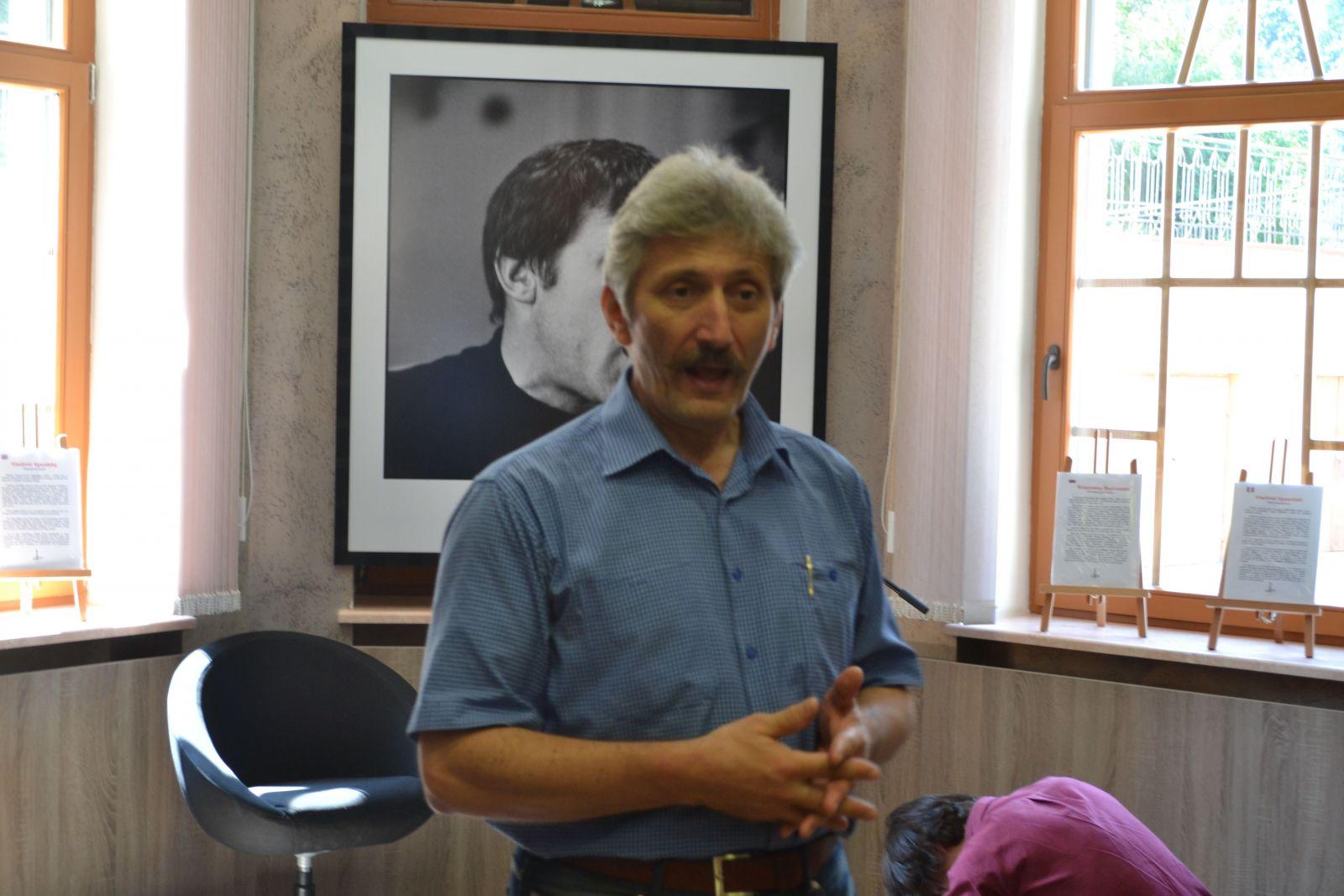 Эксклюзив на ХОЧУ: в Киеве открылся музей Владимира Высоцкого - фото №4