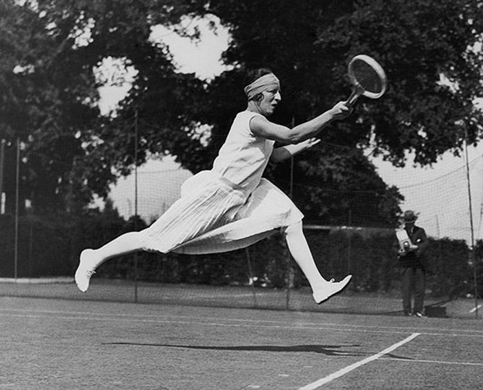 Спасибо, теннис! 10 вещей, которые нам подарил спорт