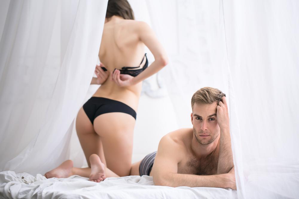 Если пропал интерес к сексу с женой причины