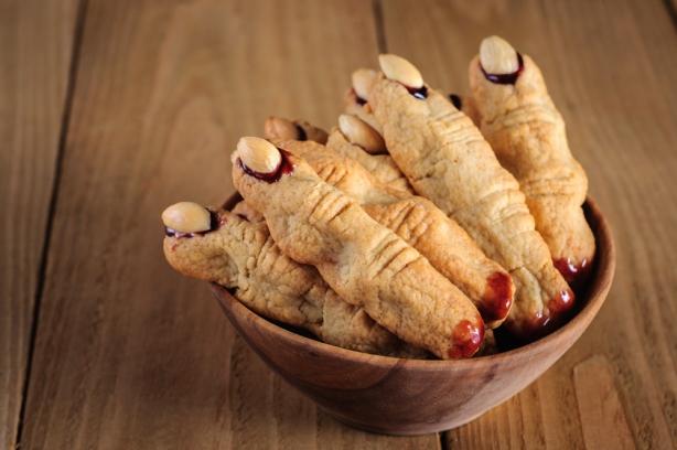 Под страхом голода: блюда на Хэллоуин, оформленные в стиле праздника - фото №6