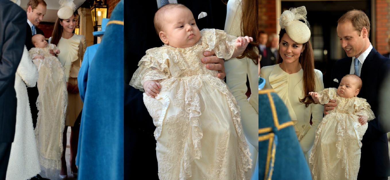 Как крестили принцессу Шарлотту - фото №2