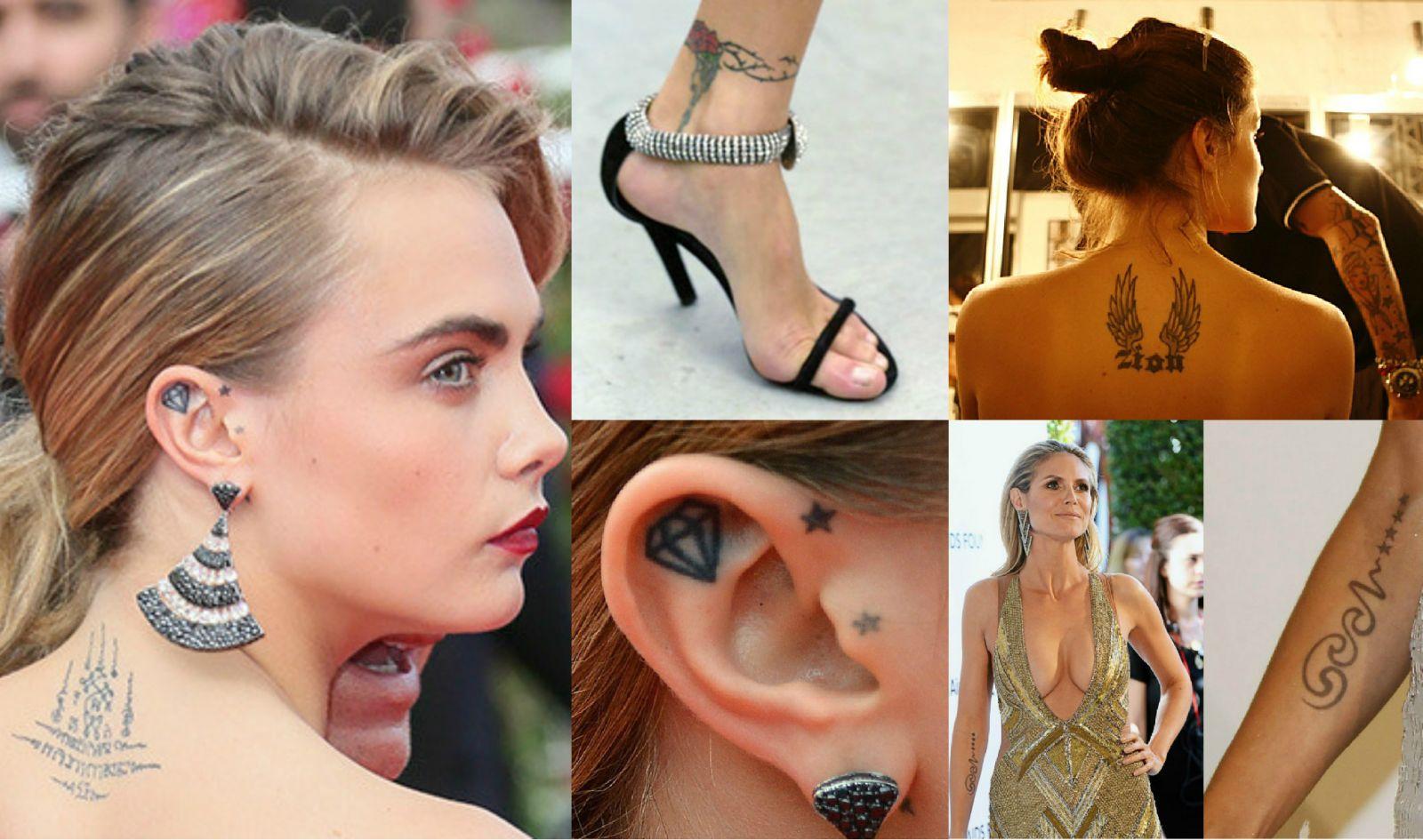 почему моделям нельзя делать татуировку