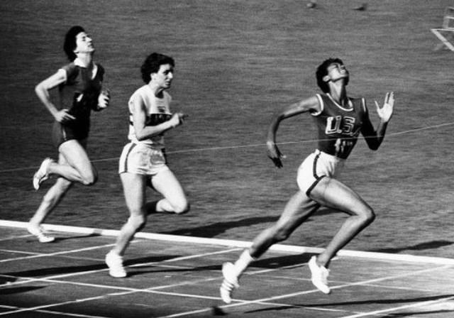 Олимпиада в Рио-де-Жанейро-2016 самая быстрая женщина в мире Вильма Рудольф