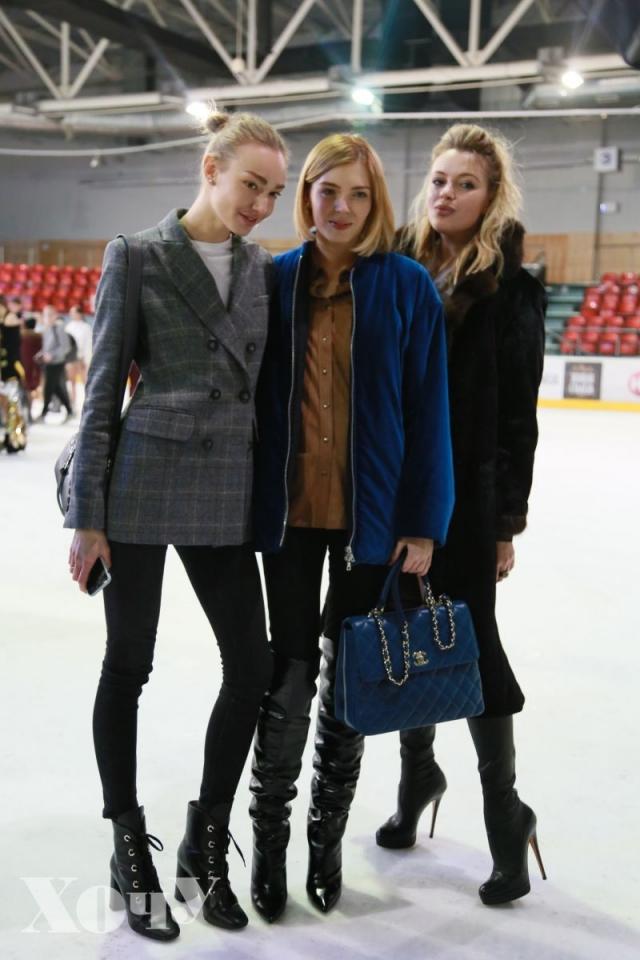 ce5900fcbbc0 Как выглядели гости Украинской недели моды