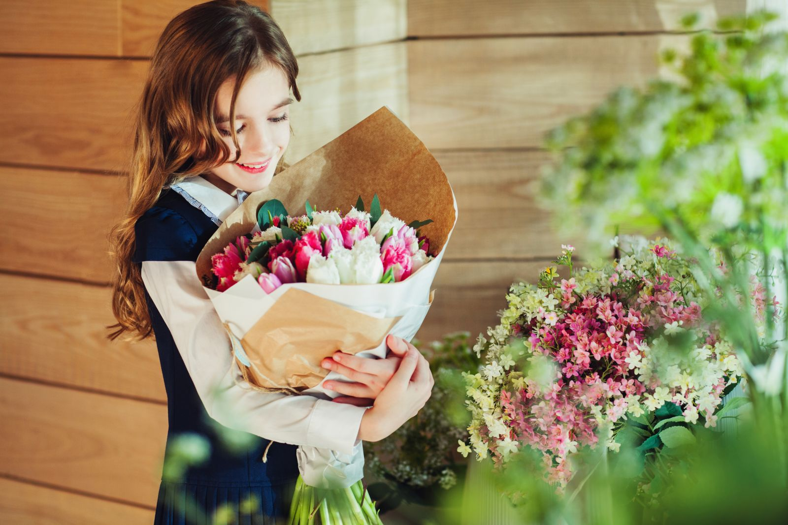 Секреты флористов: каким должен быть красивый осенний букет на 1 сентября - фото №9