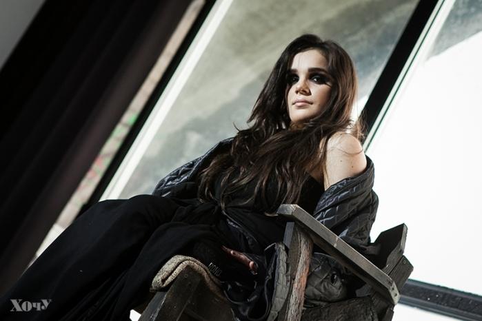 первая в Украине модель с инвалидностью Александра Кутас стала главной героиней шоу Vozianov