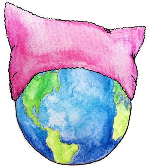 Millennial pink: как розовый перестал быть стыдным и превратился в цвет феминизма