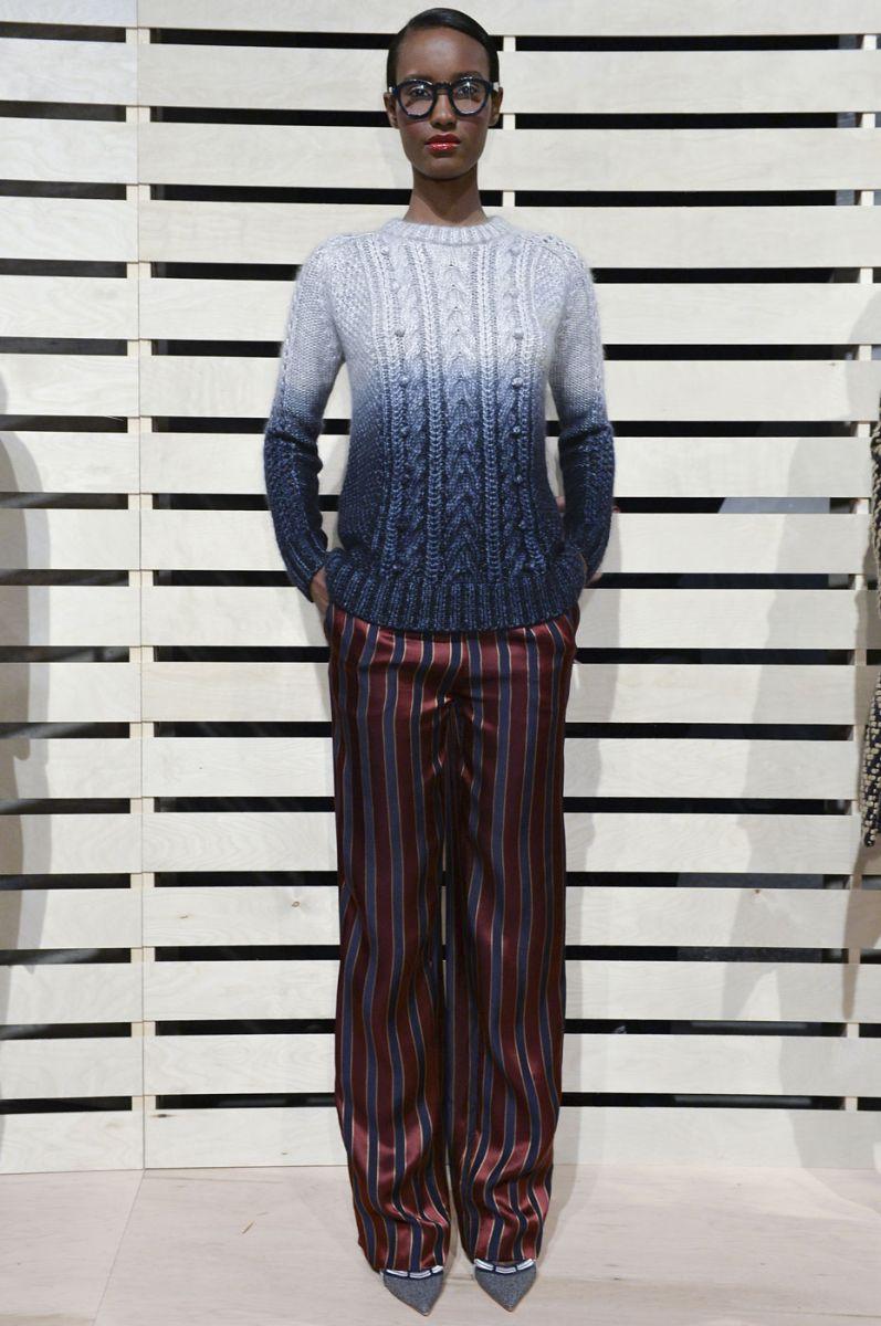 Неделя моды в Нью-Йорке: черные цвета, унисекс и брюки - фото №5