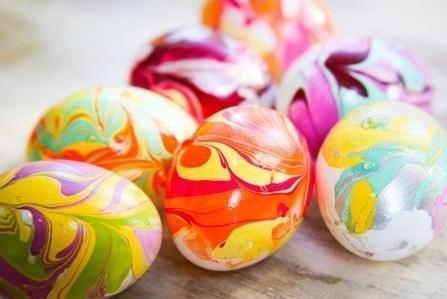 Пять модных способов украсить яйца на Пасху - фото №1