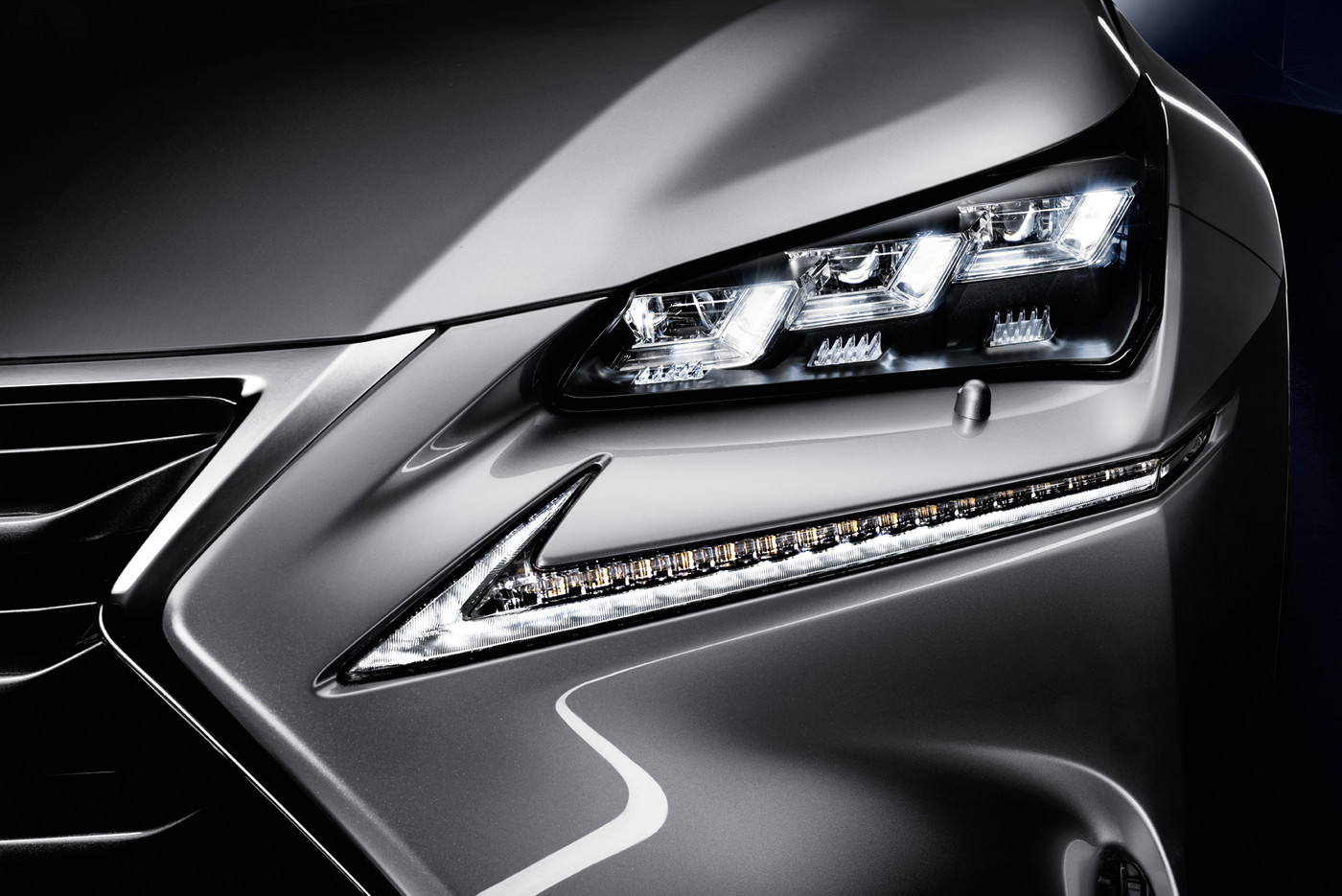 Новый Lexus NХ уже можно заказать в Украине - фото №1
