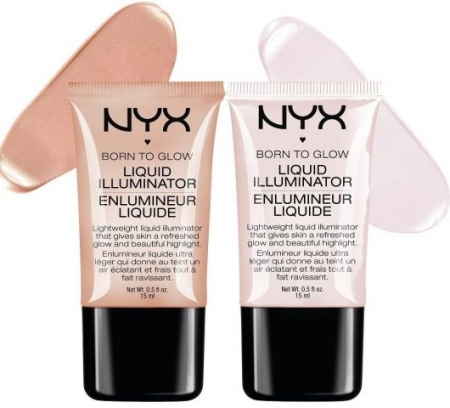 Born To Glow Liquid Illuminator, NYX