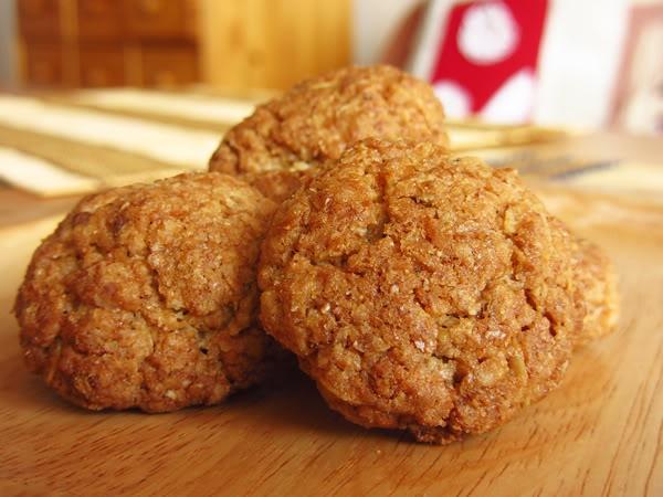 рецепт печенья из отрубей имбиря