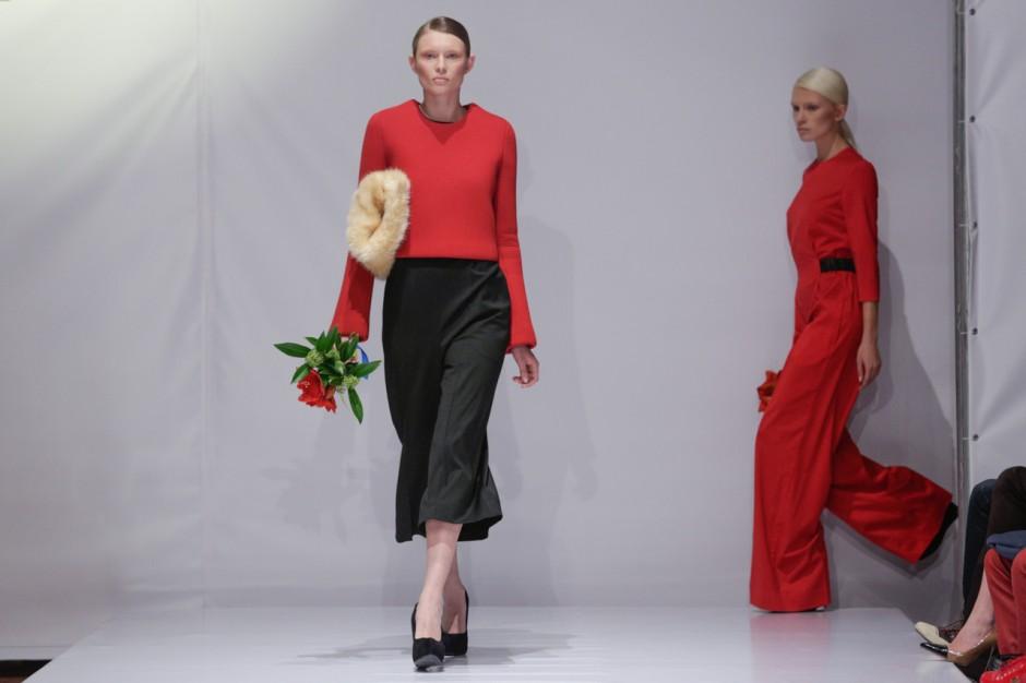 Kiev Fashion Days: коллекция Omelya Atelier осень-зима 2014-2015 - фото №1