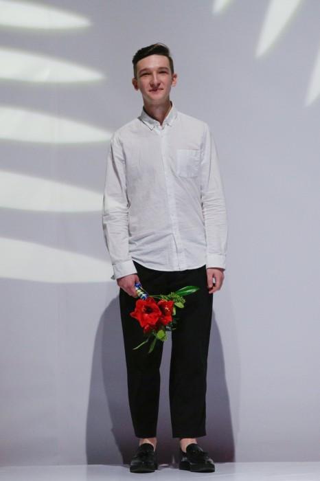 Kiev Fashion Days: коллекция Omelya Atelier осень-зима 2014-2015 - фото №2
