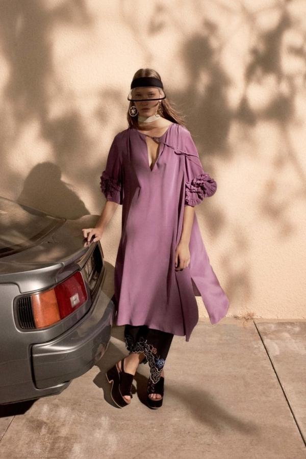 Модные головные уборы на лето: замена канотье - фото №2