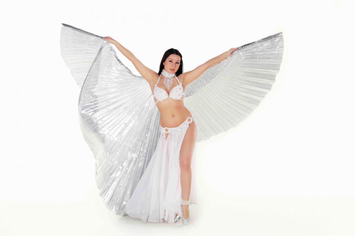 танцы для похудения: танец живота