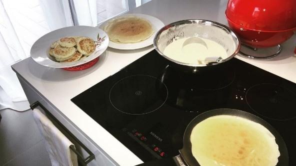 Беременная Катя Осадчая похвасталась своими кулинарными умениями (ФОТО) - фото №1