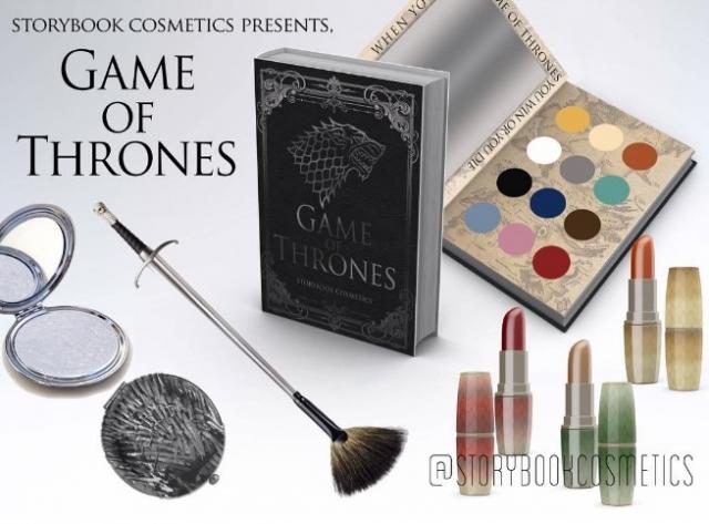 В мире фантастики: косметика по мотивам «Игры престолов» и «Гарри Поттера» - фото №3