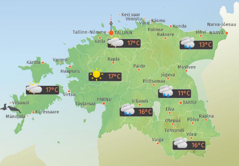 минусы жизни в эстонии  погода в эстонии  лето в эстонии