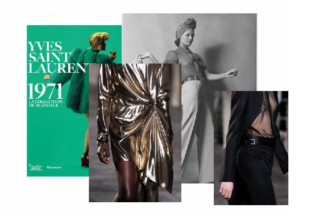 Новый Saint Laurent: что нужно знать о первой коллекции Энтони Ваккарелло