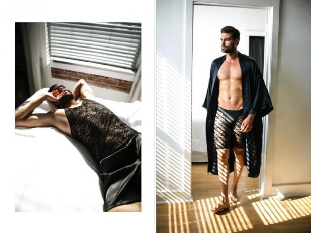 Мужчины в кружевных трусах – новая эра комфорта: появилось мужское нижнее белье, которое делают из женских тканей - фото №1