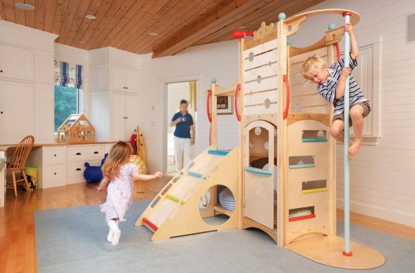 спортивный уголок в детской
