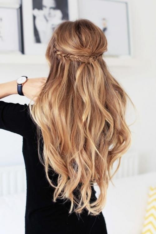 Красивые причёски для 1 сентября