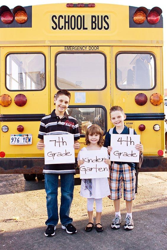 Общественные школы в Америке предоставляют транспорт