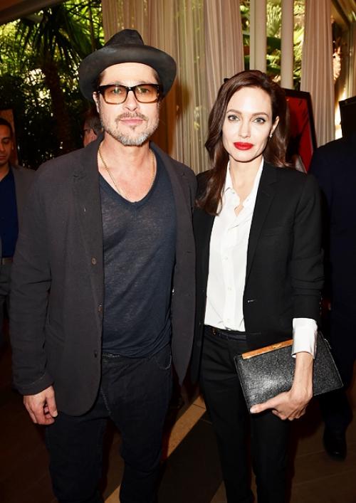 Питт и Джоли
