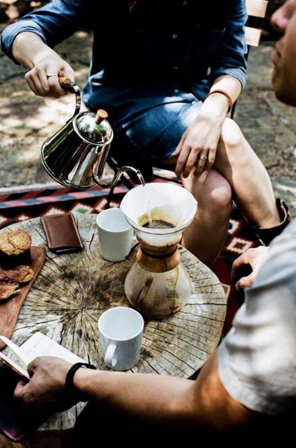 как провести отдых на природе с друзьями