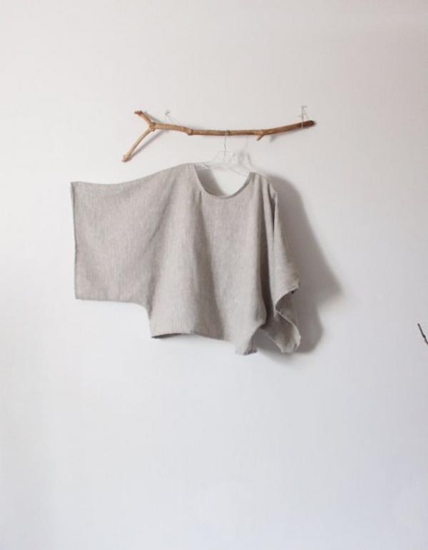 Льняная одежда на лето: модно и практично - фото №3