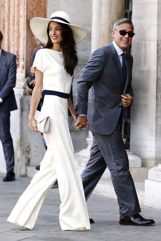Джордж Клуни в восторге от родительских навыков беременной жены Амаль - фото №2