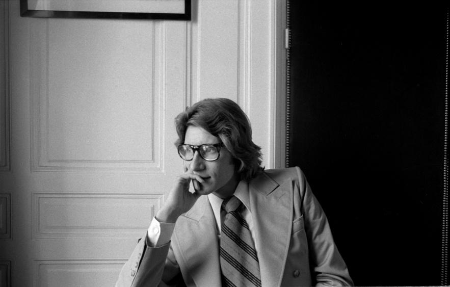 Ив Сен-Лоран (Yves Henri Saint-Laurent) - фото №2