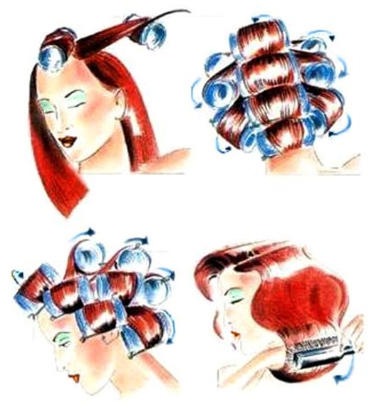 Укладка на бигуди: какие они бывают и какие выбрать, чтобы уложить волосы самостоятельно - фото №2