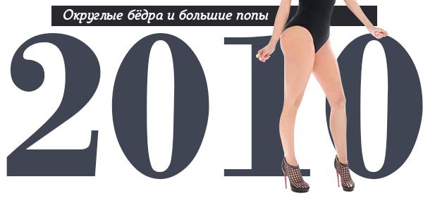 100 лет красоты: как менялись стандарты моды - фото №7
