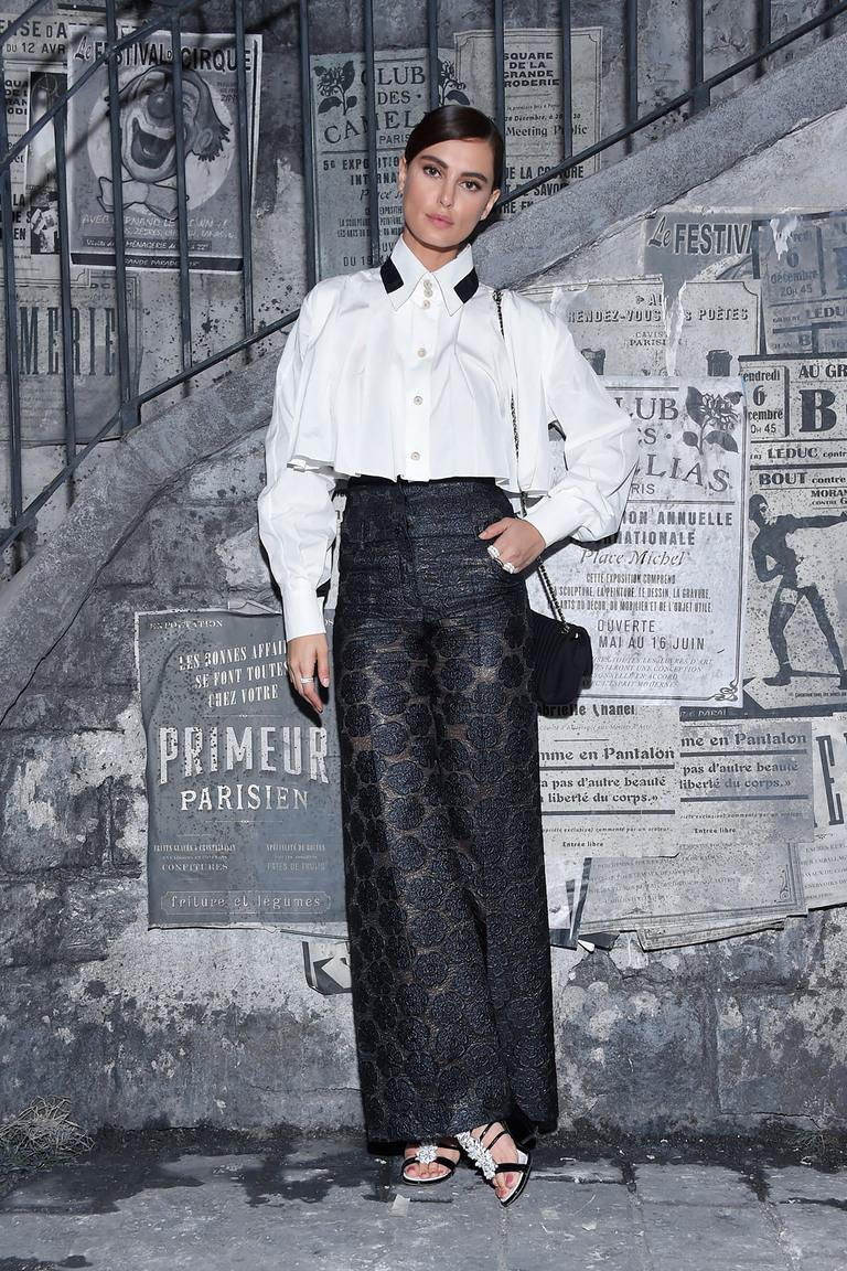 Голосуем! Лучший звездный образ в брюках: Кристен Стюарт, Лили Олдридж и Оксана Он
