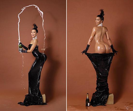 Как стать ПОП звездой: опыт Ким Кардашьян - фото №1