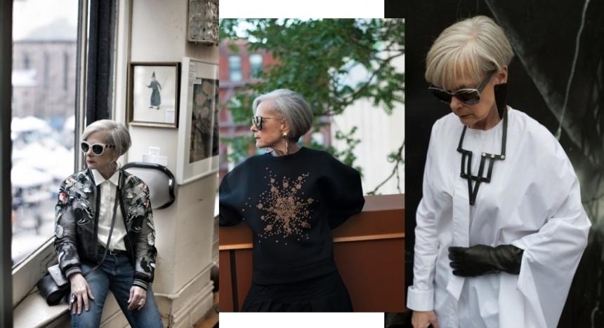 Женщина-Север, Юг, Запад и Восток: как определить, кто ты и какая одежда тебя украшает - фото №6