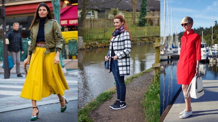 Женщина-Север, Юг, Запад и Восток: как определить, кто ты и какая одежда тебя украшает - фото №12