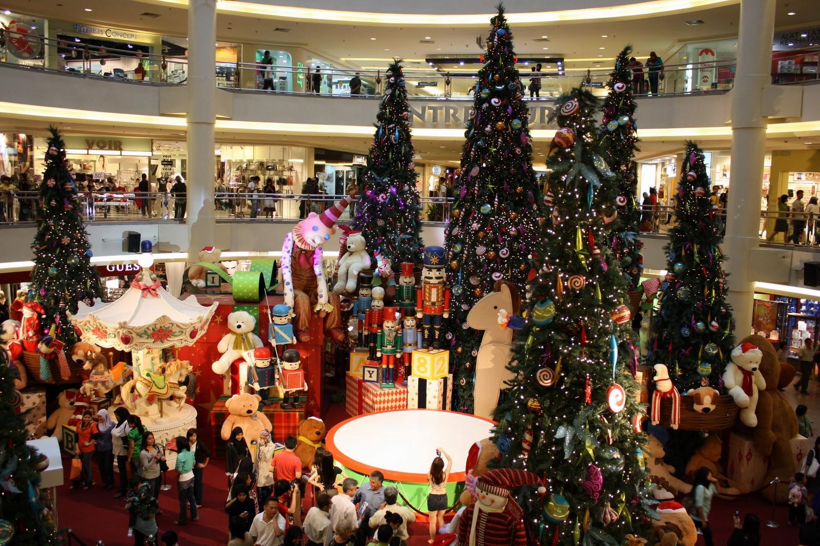 Рождественские распродажи: мировые маршруты - фото №2