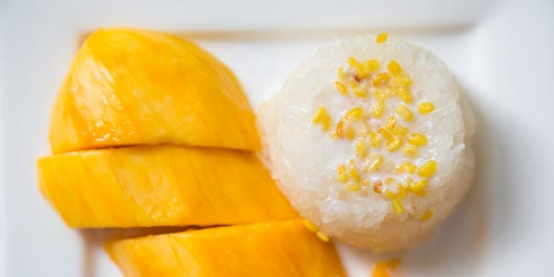 манго стики райс фото