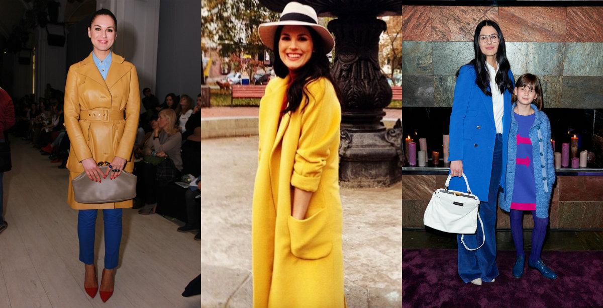 Эволюция стиля: как изменился образ Маши Ефросининой за 15 лет