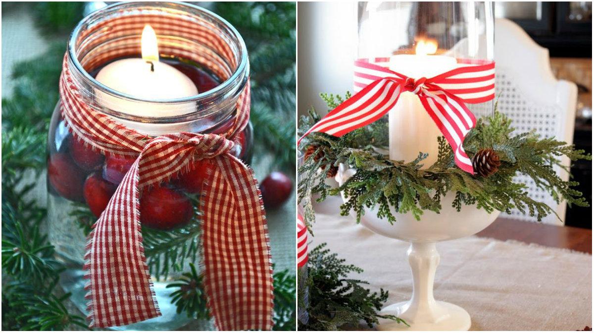 Как украсить стол к Новому году: идеи декора из натуральных материалов - фото №5